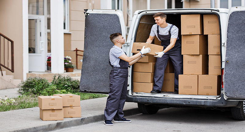 Man And Van Removals in Fulham Greater London